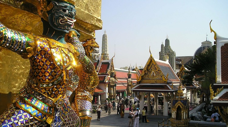 10 cities I must visit - Bangkok