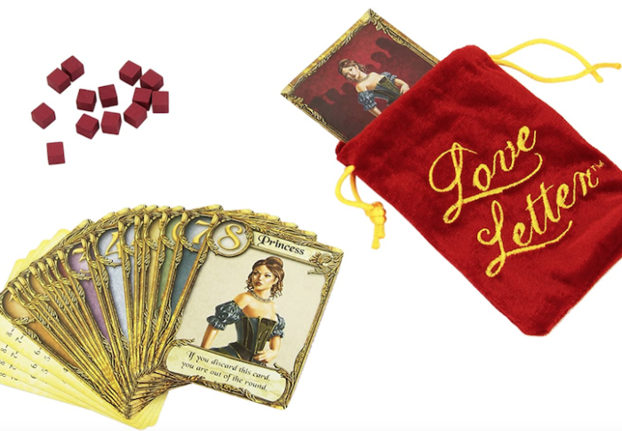 Love Letters Card Game